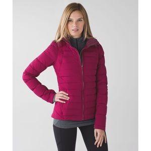 RARE! Lululemon Fluffed Up Down Puffy Jacket Coat